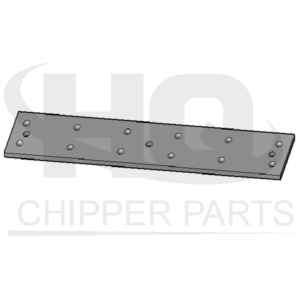 Removeable plate