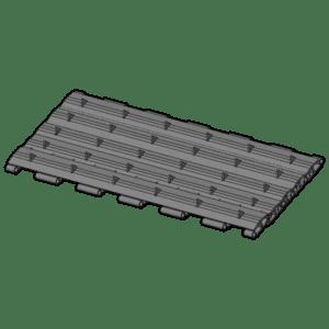 Conveyor belt (27+27 segments)