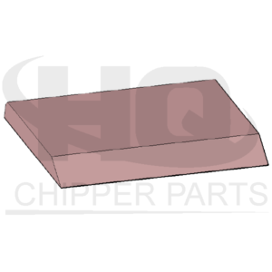 Blade (124 x 62 x 8 mm)