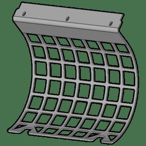 Screening basket