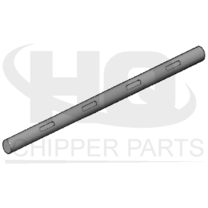 Conveyor passive shaft