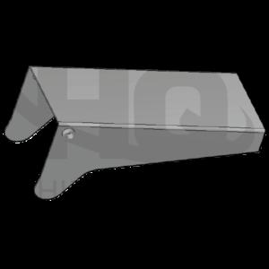 Blower tube end
