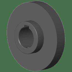 Conveyor disk