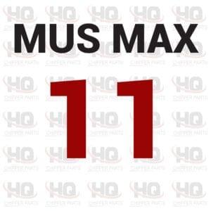 MUS-MAX 11