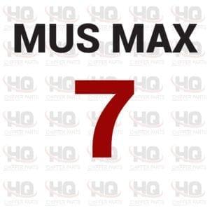 MUS-MAX 7