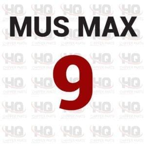 MUS-MAX 9