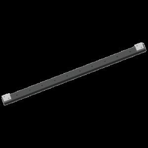 Base plate for counter knife segment