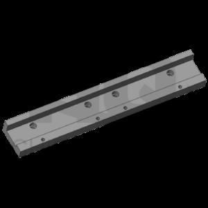 Base plate for upper counter knife